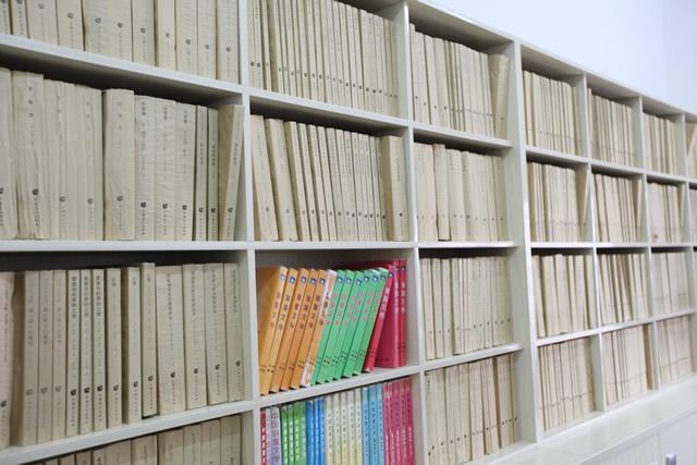 我为盲童捐建阅览室