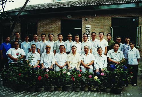 中国残疾人事业的拓荒者