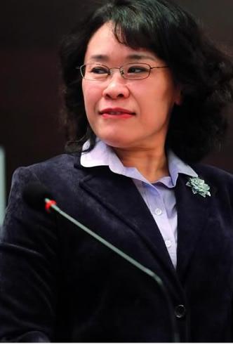 张海迪:基金会是爱的精神载体
