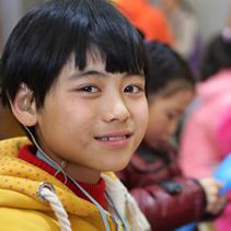 集善殘疾兒童助養項目