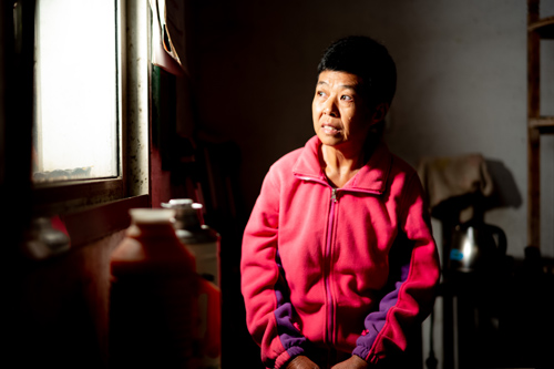 更待风和日丽时——探访安徽省金寨县贫困骨科患者张世秀